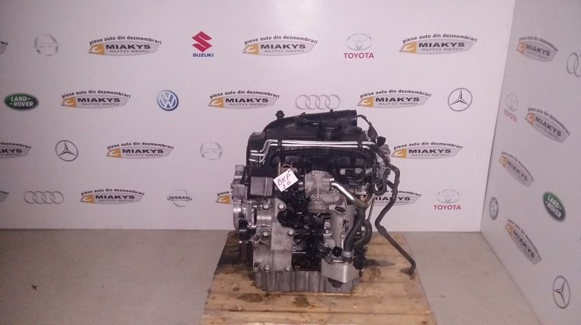 Motor VW Passat B6 tip-BKP