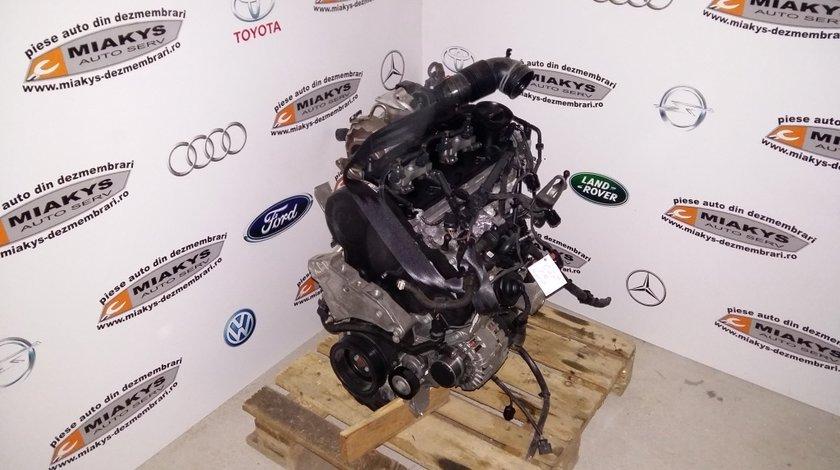 Motor VW Passat B7 tip-CFF