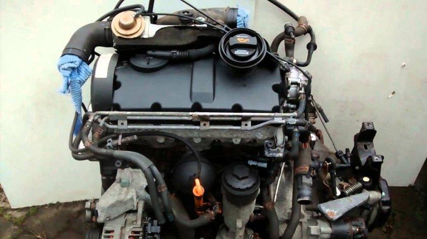 MOTOR Vw Polo 9N 1.9 tdi 101 cp 74 kw cod motor AXR