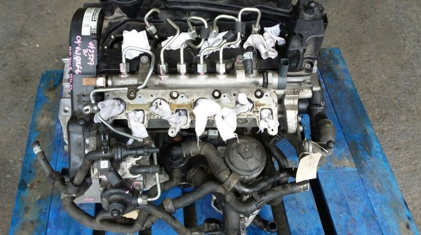 Motor vw scirocco 2.0 tdi cbbb 170 cai