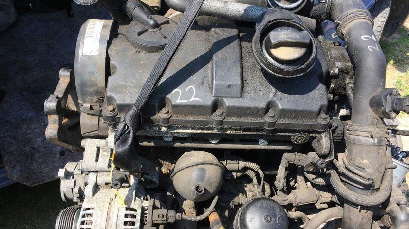 Motor VW Sharan, Ford Galaxy, Seat Alhambra 1.9 TDI 85 KW 116 CP cod motor AUY
