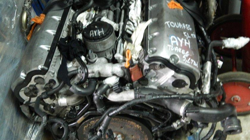 Motor VW Touareg 5.0 TDI COD: AYH