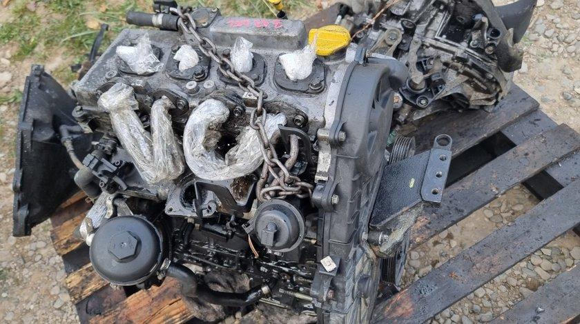 Motor Z17DTL Opel Astra G 1.7 CDTI 2003 2004 2005 2006