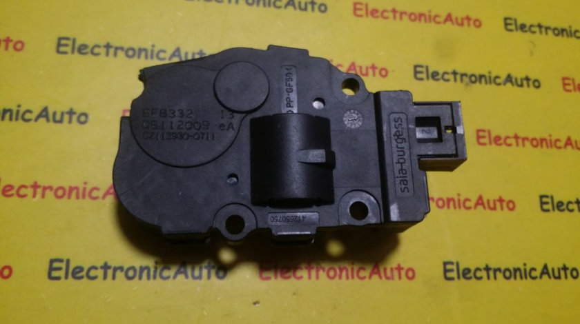 Motoras actionare incalzire BMW Seria 3 E90 CZ1139300711, 06112009