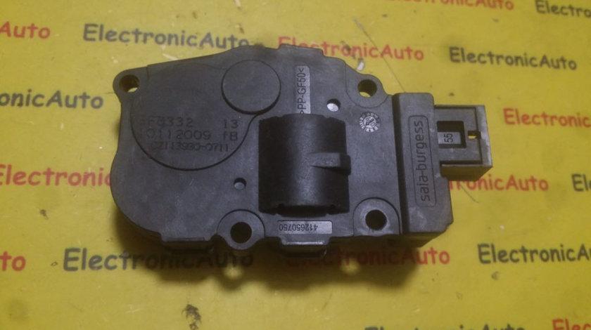 Motoras actionare incalzire BMW Seria 3 E90 CZ1139300711, EFB332