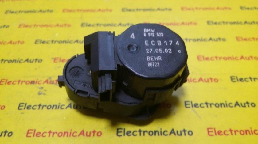 Motoras Aeroterma BMW, 6912523, ECB174 (6WK5)