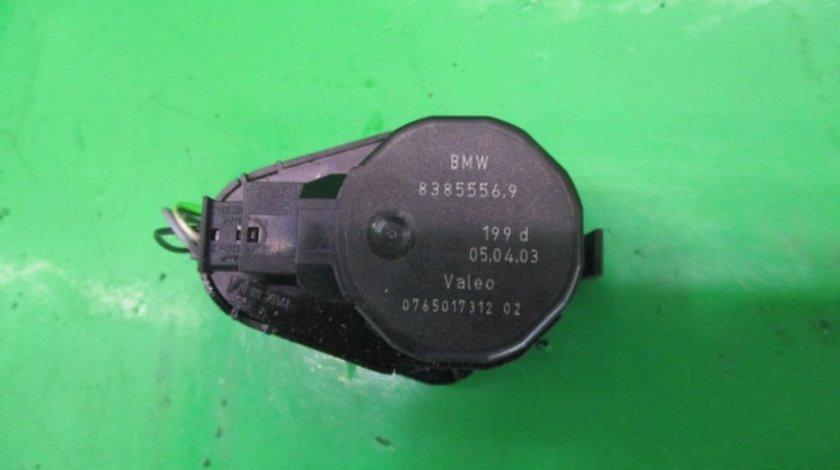 MOTORAS AEROTERMA HABITACLU / BORD COD 8385556.9 /   BMW X5 E53 FAB. 2000 - 2006 ⭐⭐⭐⭐⭐