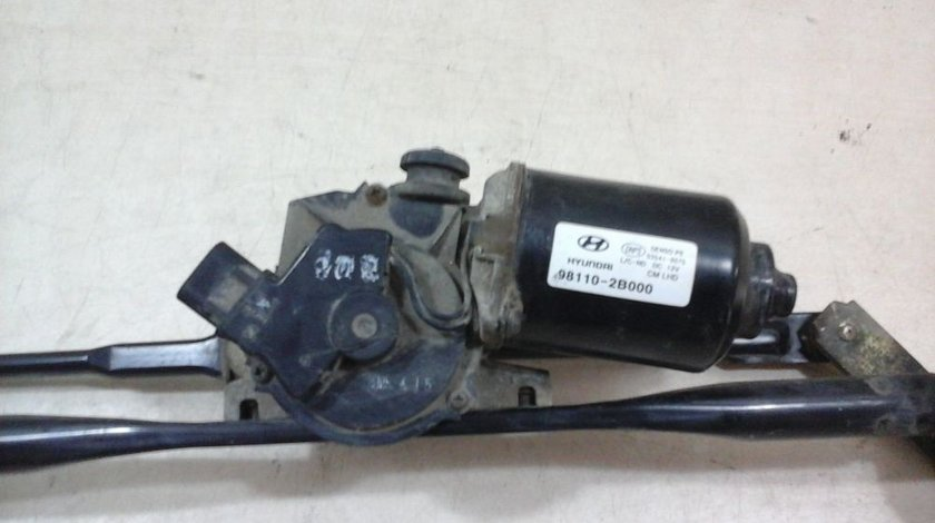 Motoras + ansamblu stergatoare Hyundai Santa Fe An 2005-2010 cod 98110-2B000