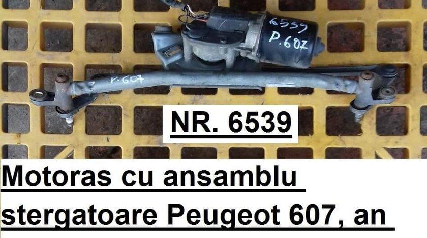 Motoras ansamblu stergatoare Peugeot 607