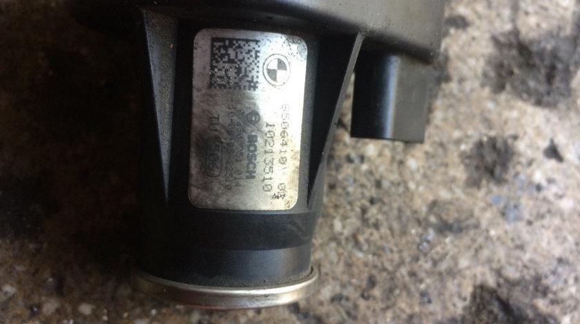 Motoras clapete galerie admisie cod 8506410 BMW 3 Series E90/E91/E92/E93 [facelift] [2008 - 2013] Coupe 320d MT (184 hp) WD12 2.0 d - N47D20C