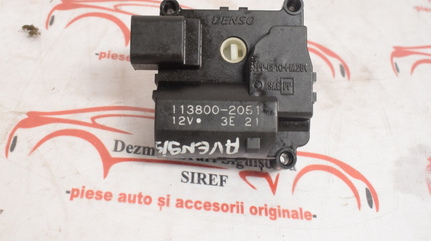 Motoras climatronic Toyota Avensis 1138002051 485