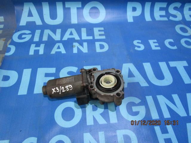 Motoras cutie transfer BMW E83 X3; 7566250