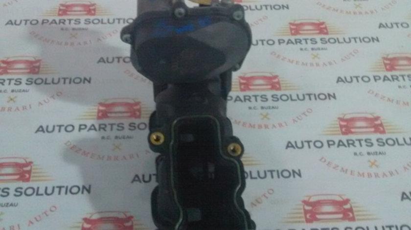 Motoras galerie admisie stanga 3.0 TDI AUDI A4 2008-2011 (B8)