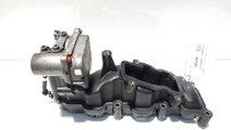 Motoras galerie admisie stanga, Audi A8 (4E) [Fabr...