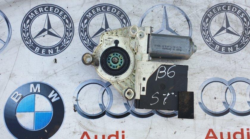 Motoras geam cu modul stanga fata VW Passat B6
