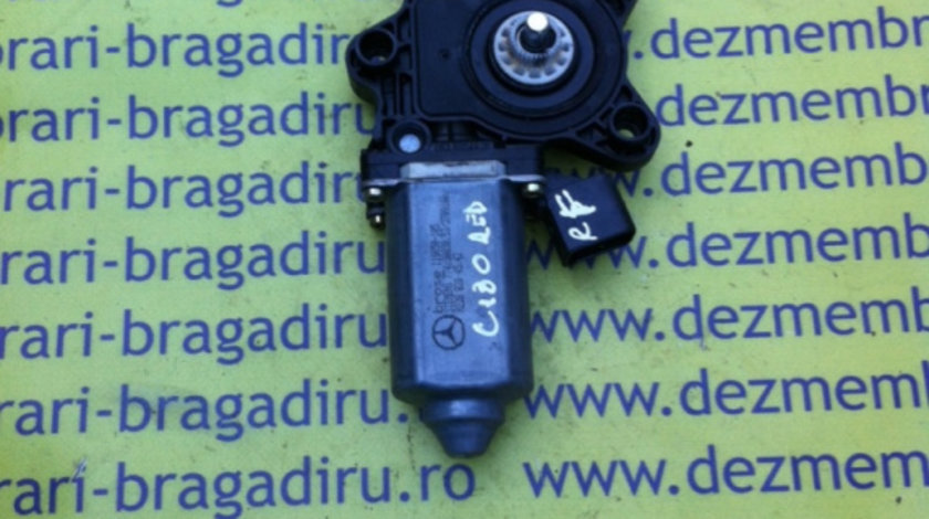 Motoras geam dreapta fata Mercedes-Benz C-Class W203 [2000 - 2004] Sedan 4 - usi C 180 AT (130 hp) C180 Avantgarde 2.0