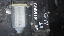 Motoras geam dreapta spate VW Golf 4 Cabrio cod 1E...
