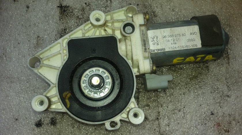 Motoras geam electric dreapta fata peugeot 206 cc 9636627580