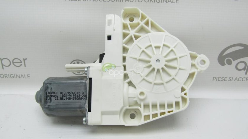 Motoras geam electric spate dreapta Audi - Cod: 8K0959812A
