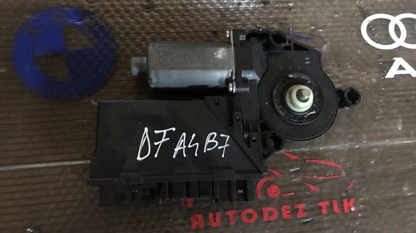 Motoras geam usa dreapta fata Audi A4 B7 8E2 959 802 B, 8E2959802B