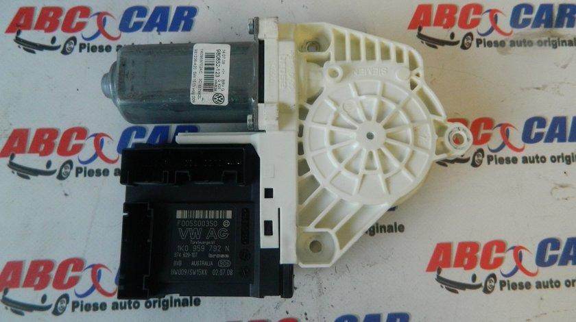 Motoras geam usa dreapta fata VW Passat B6 Variant Cod: 1K0959792N