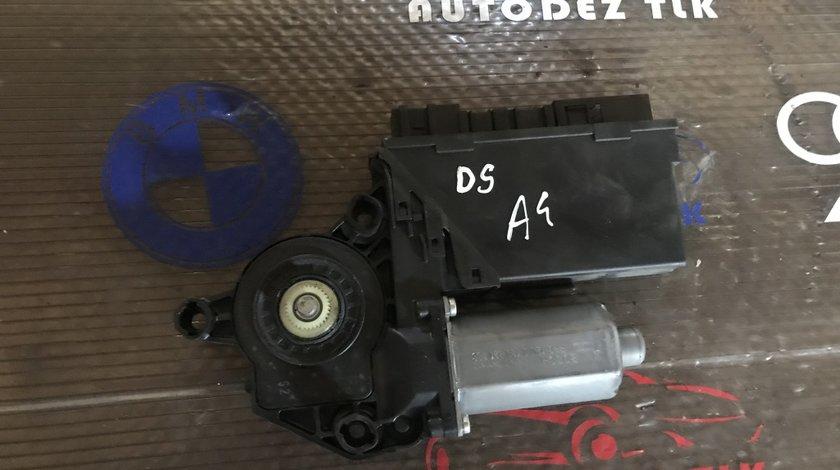 Motoras geam usa dreapta spate Audi A4 B7 break 8E0 959 802 A, 8E0959802A