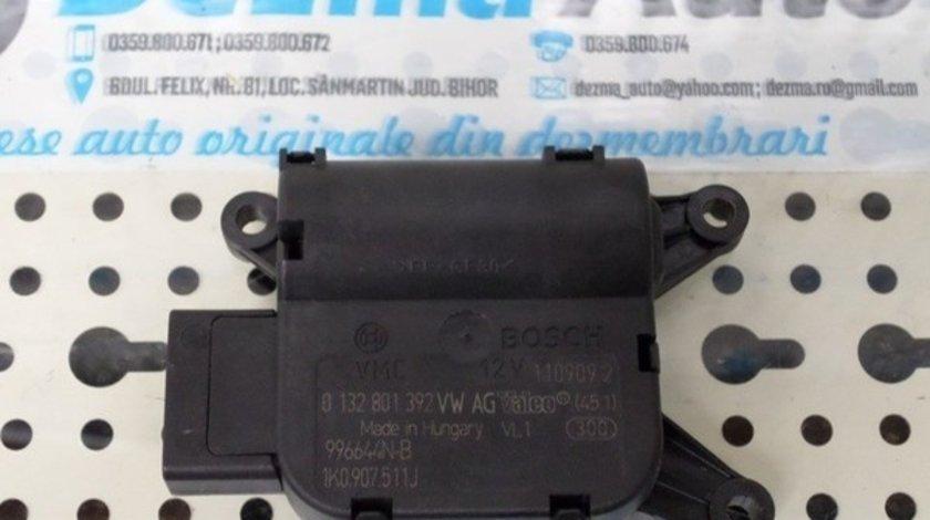 Motoras grila aer bord, 1K0907511J, Skoda Octavia 2 (1Z3)