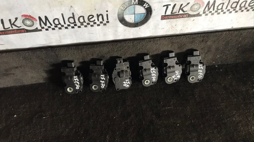 Motoras grila aeroterma BMW X5 E70