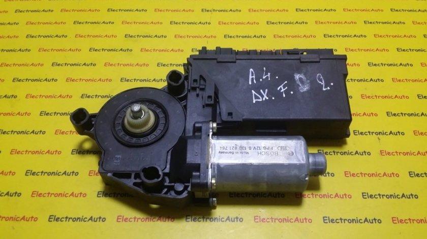 Motoras Macara Audi, 8E1959802B, 5WK47006BBF, 0130821764