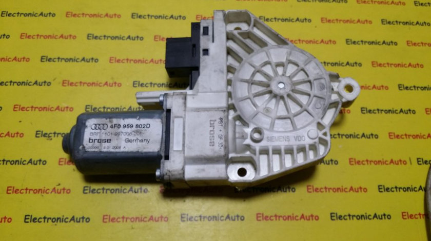 Motoras macara Audi A6 4F0959802D, 4F0 959 801 D