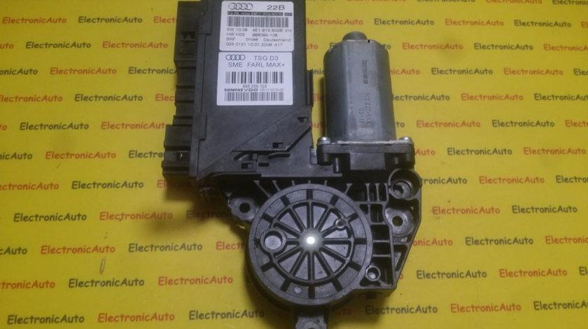 Motoras macara Audi A8 4E1910802B, 5WK45673HBF