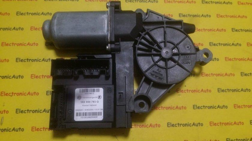 Motoras macara Audi VW Skoda Seat 1K0959793G, 05074612
