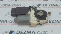Motoras macara cu modul stanga fata 1J1959801C, Vw...