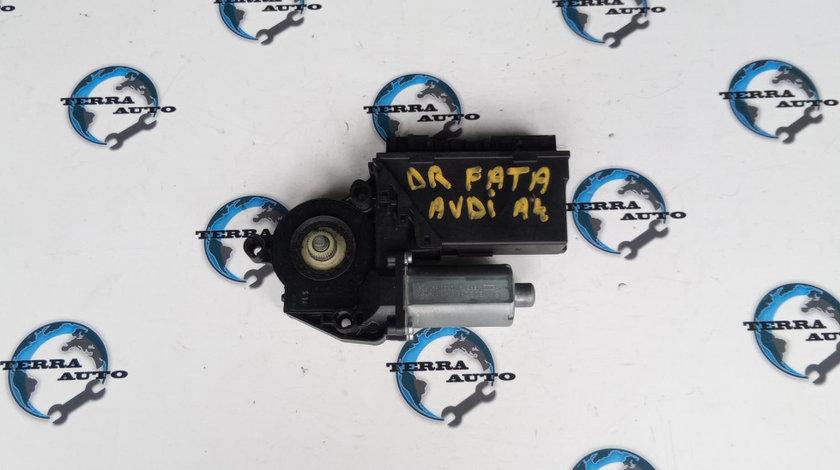Motoras macara dreapta fata Audi A4 B6 1.9 TDI 96 KW 131 CP cod motor AVF