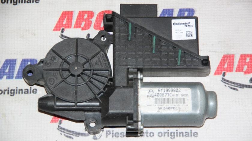 Motoras macara dreapta fata, Skoda Fabia 2003-2009 ,Cod: 6Y1959802