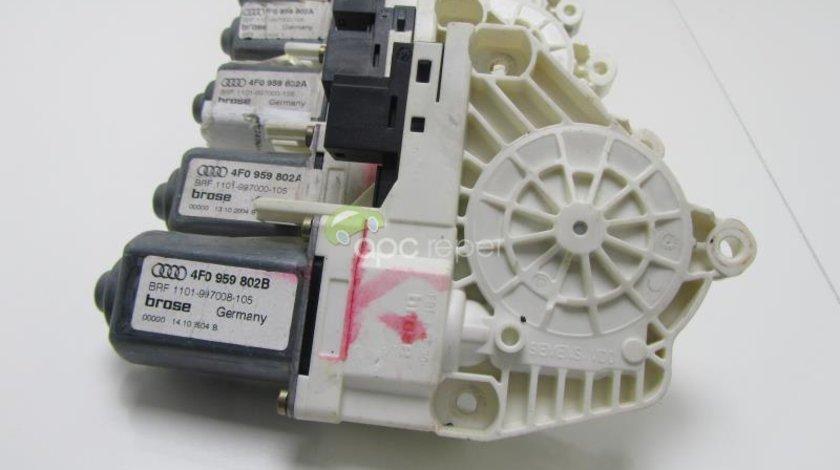 Motoras macara dreapta fata - spate Audi A6 4F / Q7 4L 4F0959802A