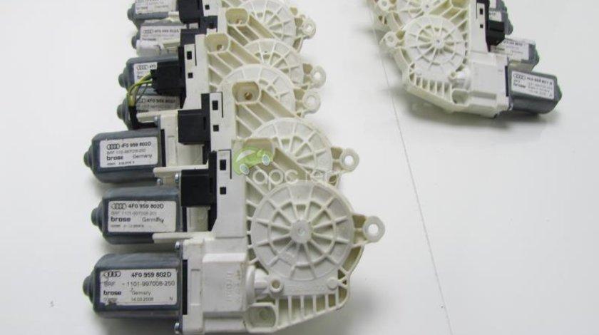 Motoras macara dreapta fata - spate Audi A6 4F / Q7 4L 4F0959802C