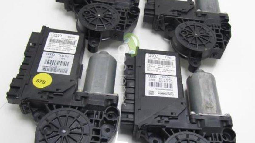 Motoras macara dreapta fata - spate Audi A8 4E - 4E0959802D