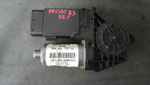 Motoras macara dreapta fata vw passat b5 3b4837752...