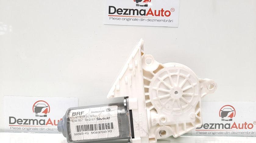 Motoras macara dreapta spate, Skoda Octavia 2 (1Z3) [Fabr 2004-2013] (id:426135)