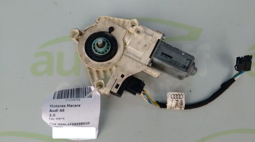 Motoras Macara Electrica Fata Stanga Audi A6