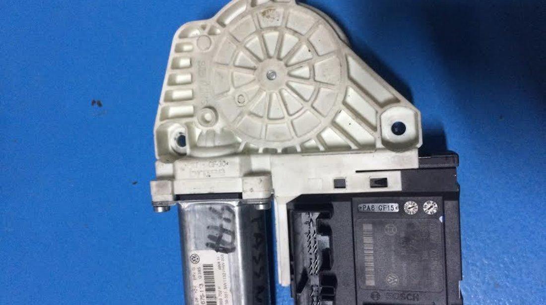 Motoras macara electrica usa cu modul dreapta fata VW Passat 3C2 2004-2010 cod: 1K0959792L