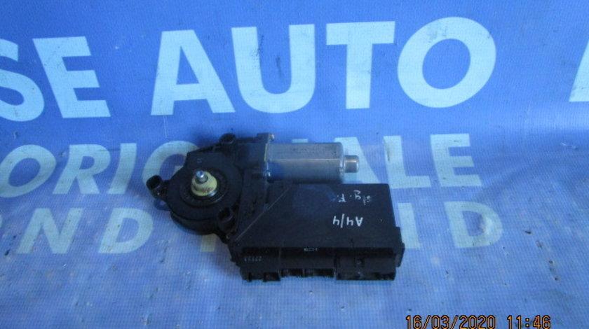Motoras macara geam Audi A4 2002;  8E2959801B