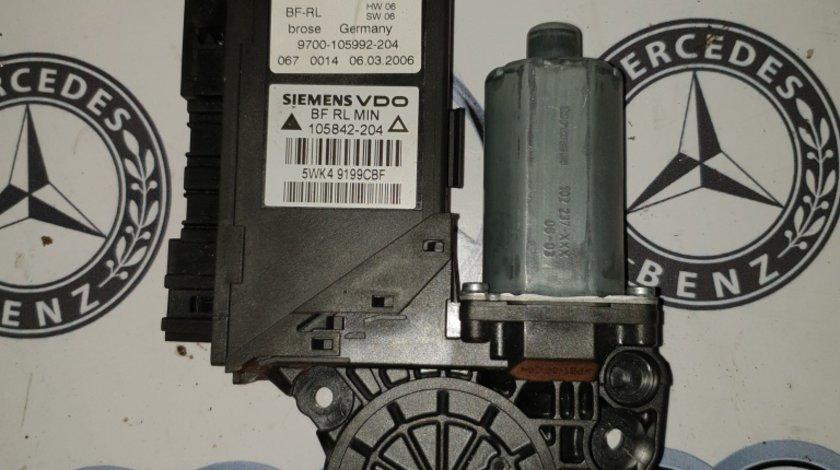 Motoras macara geam Audi A4 B7