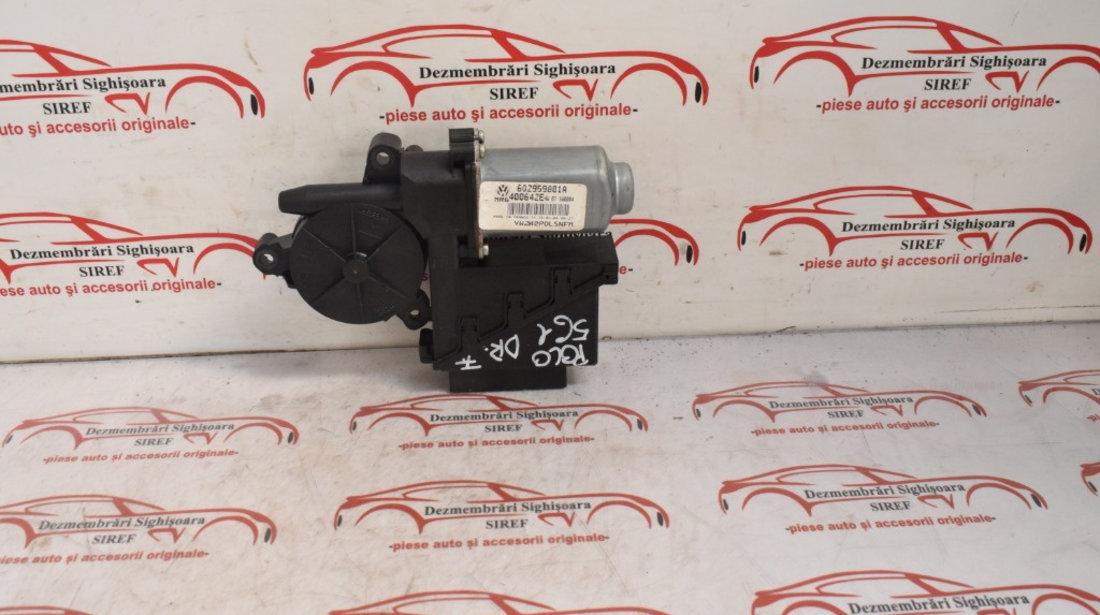 Motoras macara geam dr fata VW Polo 9N 2003 602959801A 561