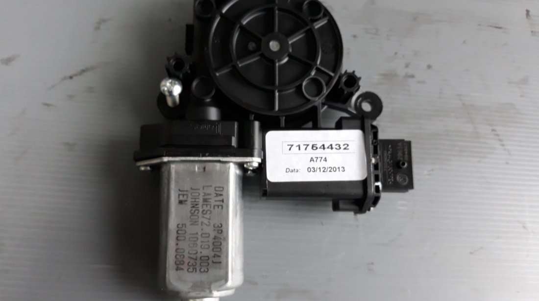 Motoras macara geam dreapta fata alfa romeo giulietta 71754432