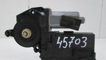 Motoras macara geam dreapta fata Audi A8 an 2002-2...