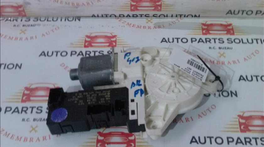 Motoras macara geam dreapta fata PEUGEOT 407 2004-2010