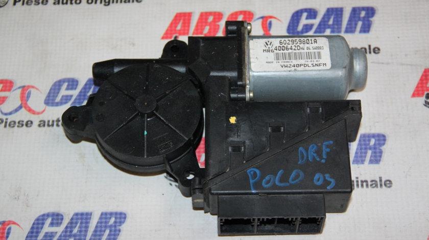 Motoras macara geam dreapta fata VW Polo 9N 2000-2008 cod: 6Q2959801A