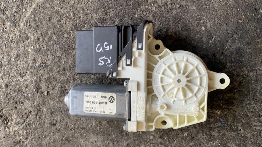 Motoras macara geam dreapta spate Volkswagen Jetta generatia 5 [2005 - 2011] Sedan 4-usi 2.0 TDI MT (140 hp) (1K2)